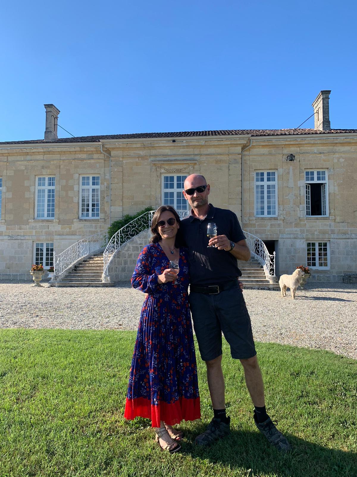 Visite de châteaux - Route des vins de Bordeaux- Oenotourisme