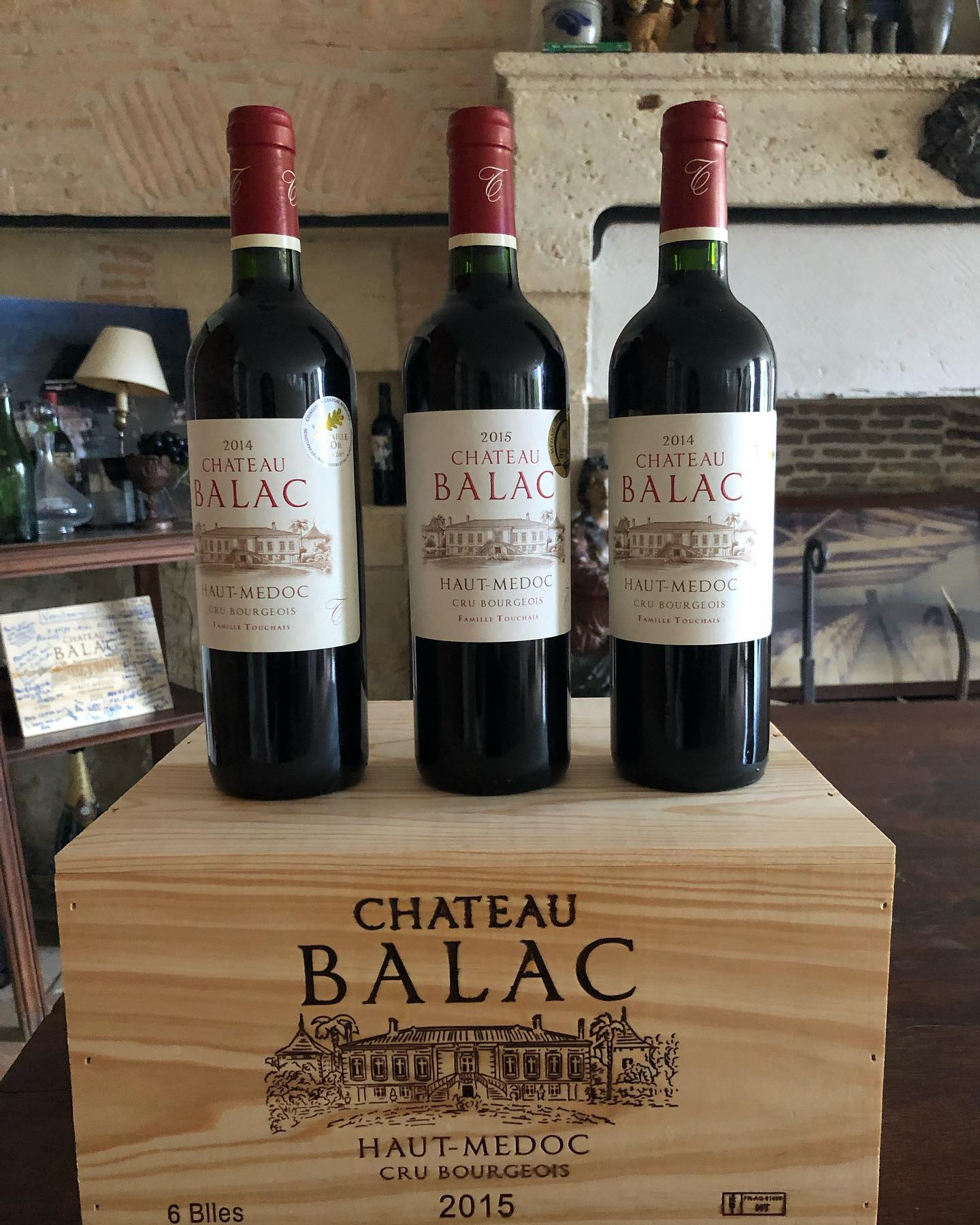 CHATEAU BALAC CRU BOURGEOIS SUPERIEUR